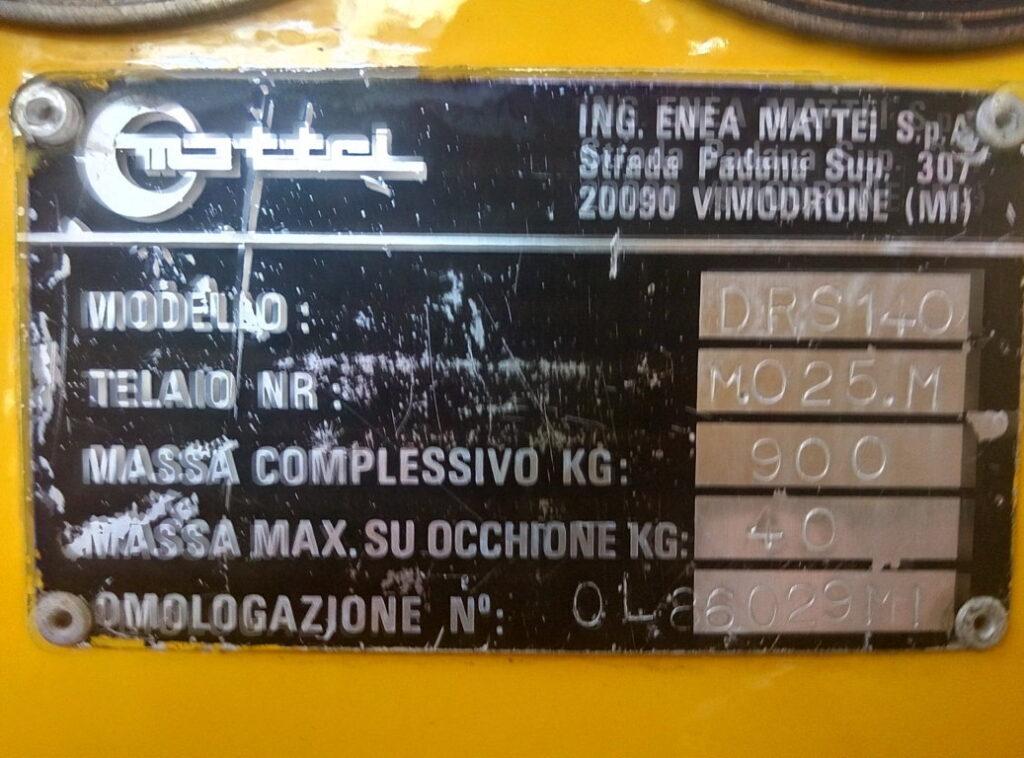 Moto-compressore Mattei DRS 140s (4)