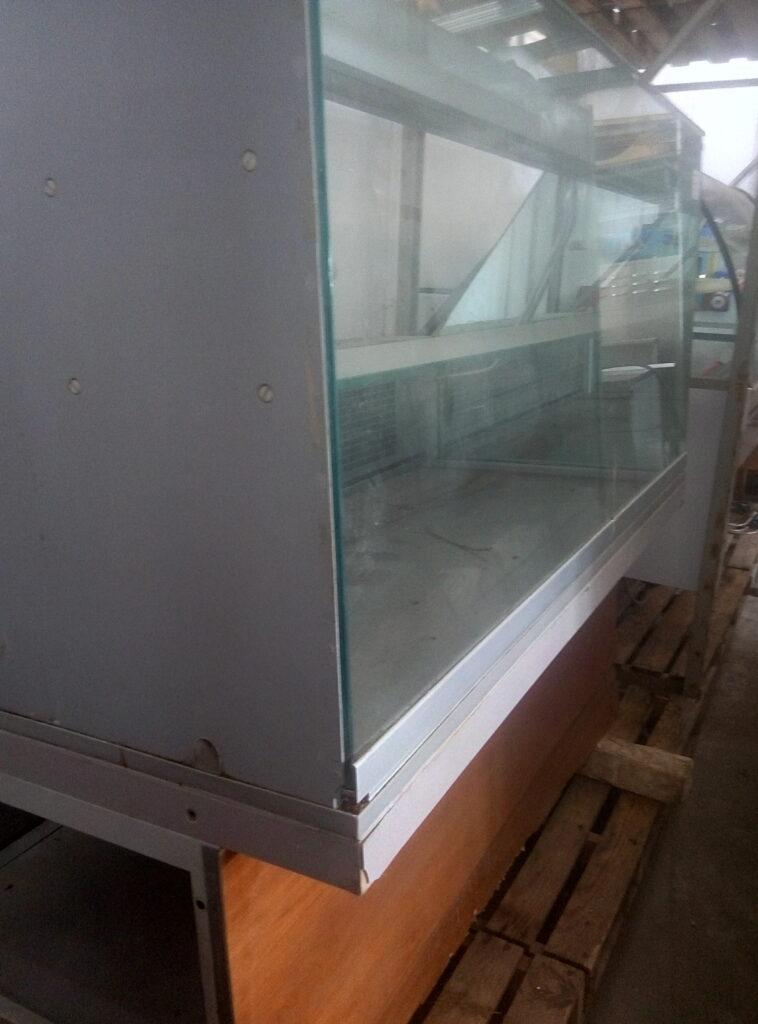 vetrina per alimenti