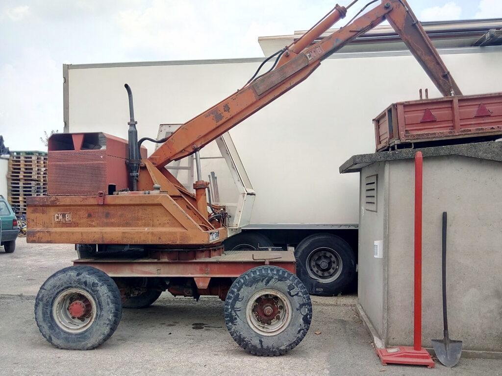 Ragno industriale Minelli usato