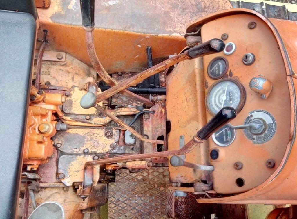 Trattore Fiat 352 C