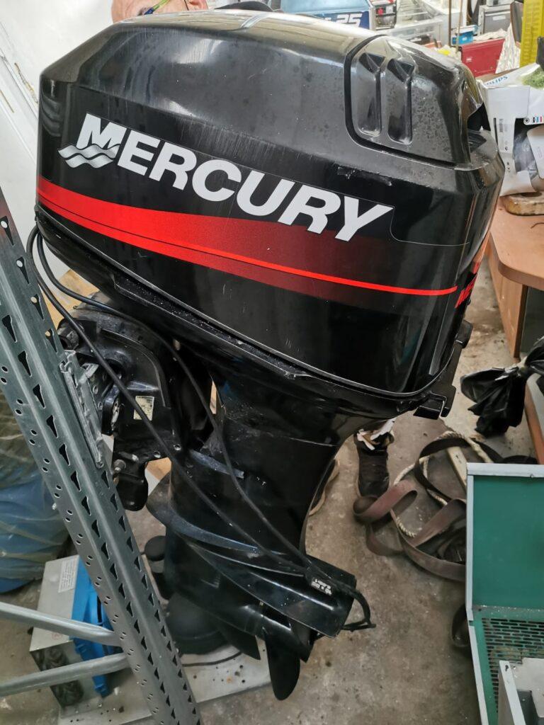 Motori per barca di seconda mano