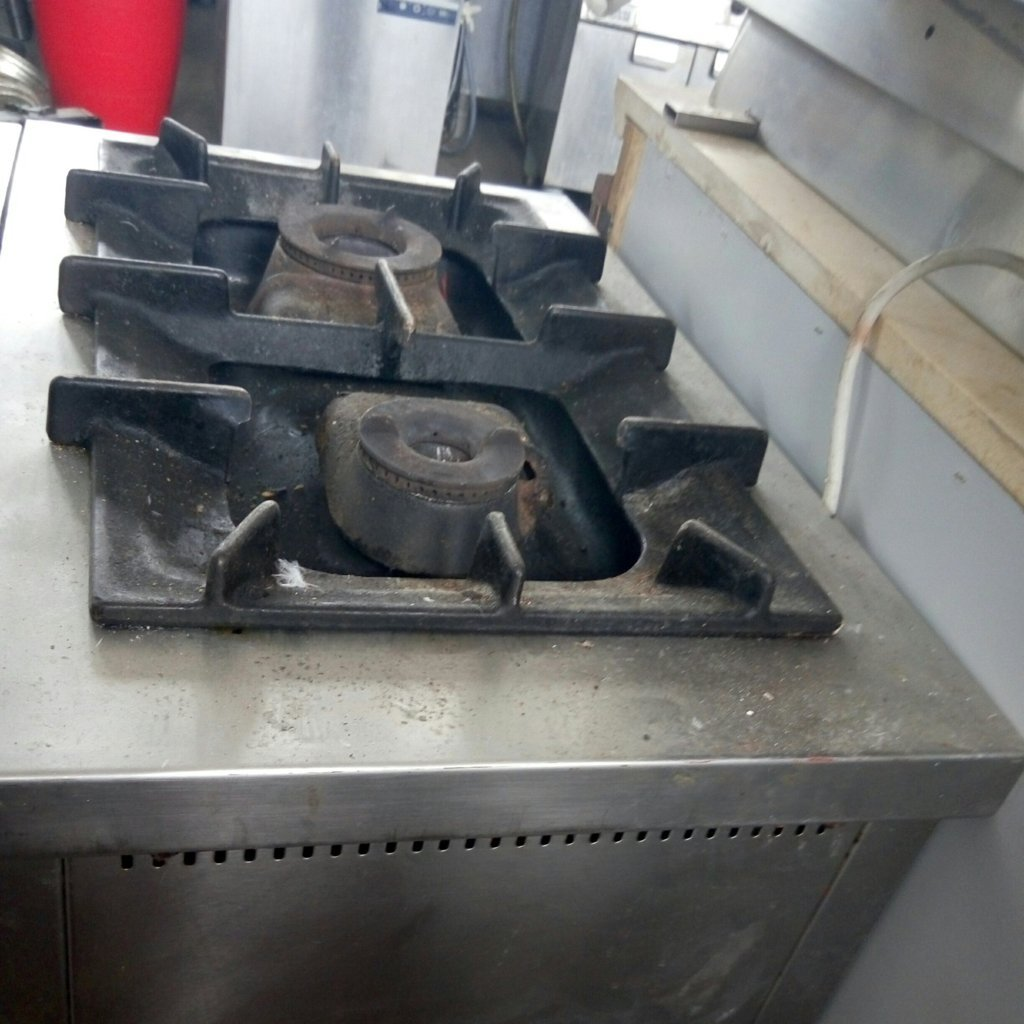 cucina 2 fuochi