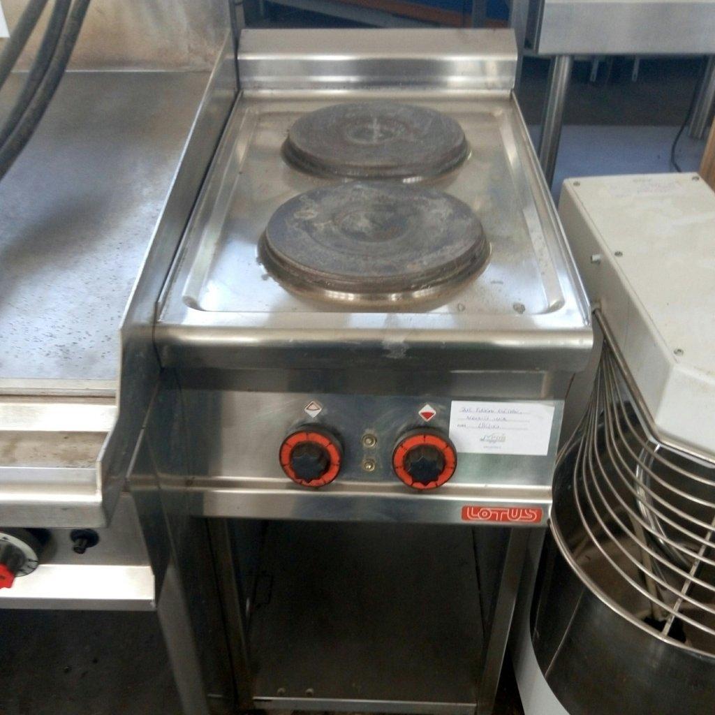 cucina 2 fuochi elettrica