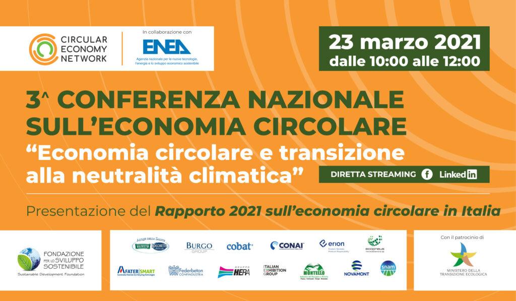 3a Conferenza Economia Circolare
