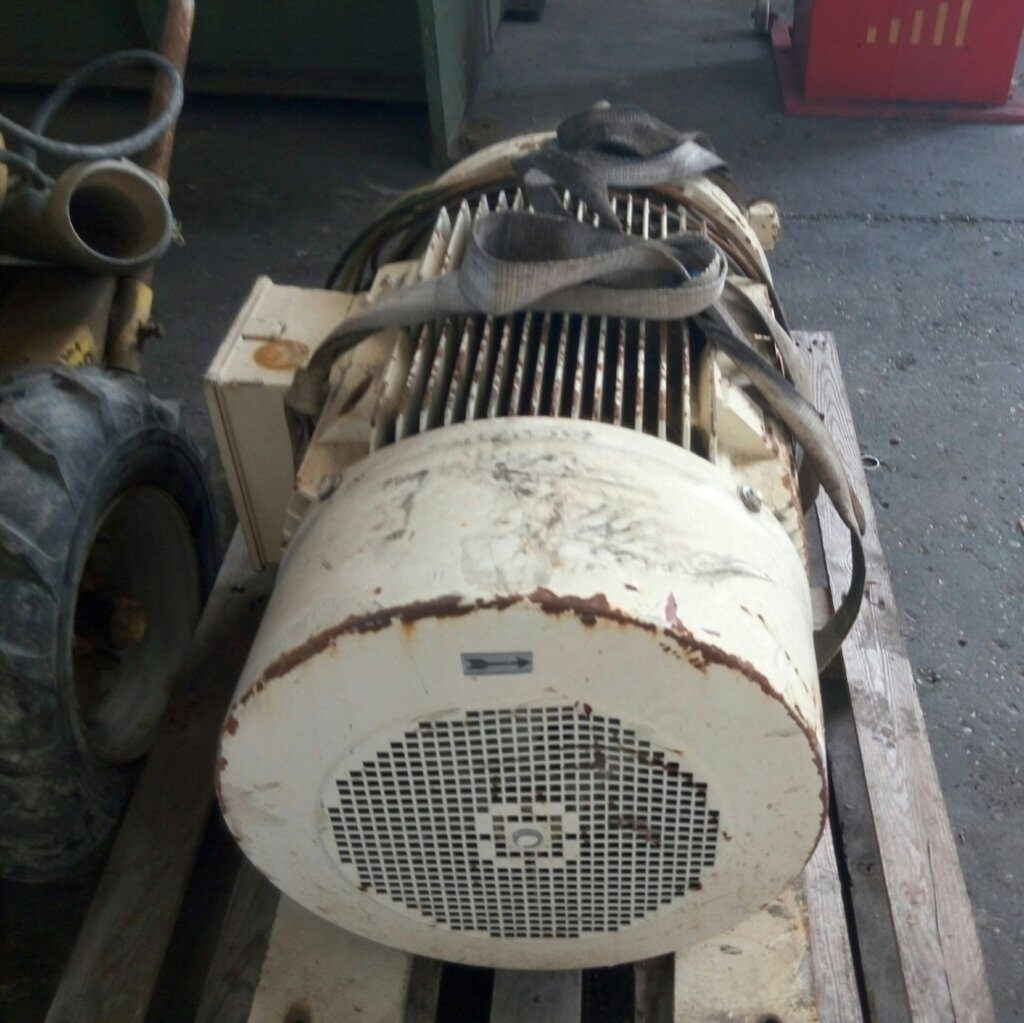 Pompa marina Siemens