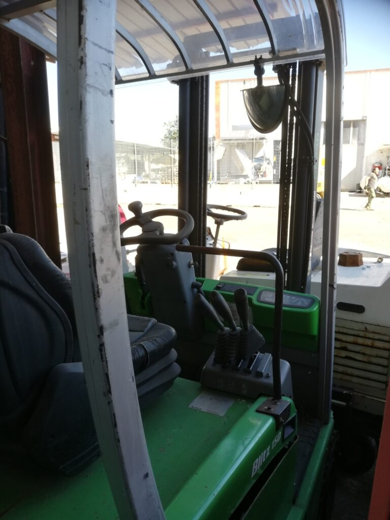 Carrello elevatore Cesab Blitz 150 (4)