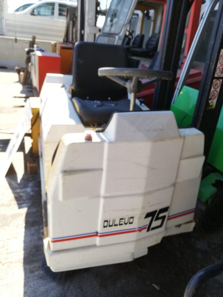 Spazzatrice Dulevo 75 (2)