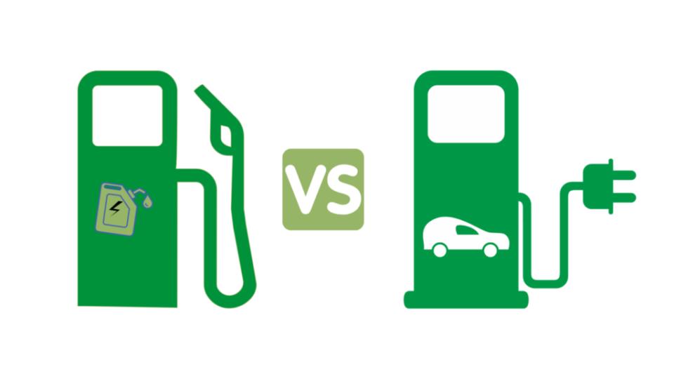 diesel contro elettrico