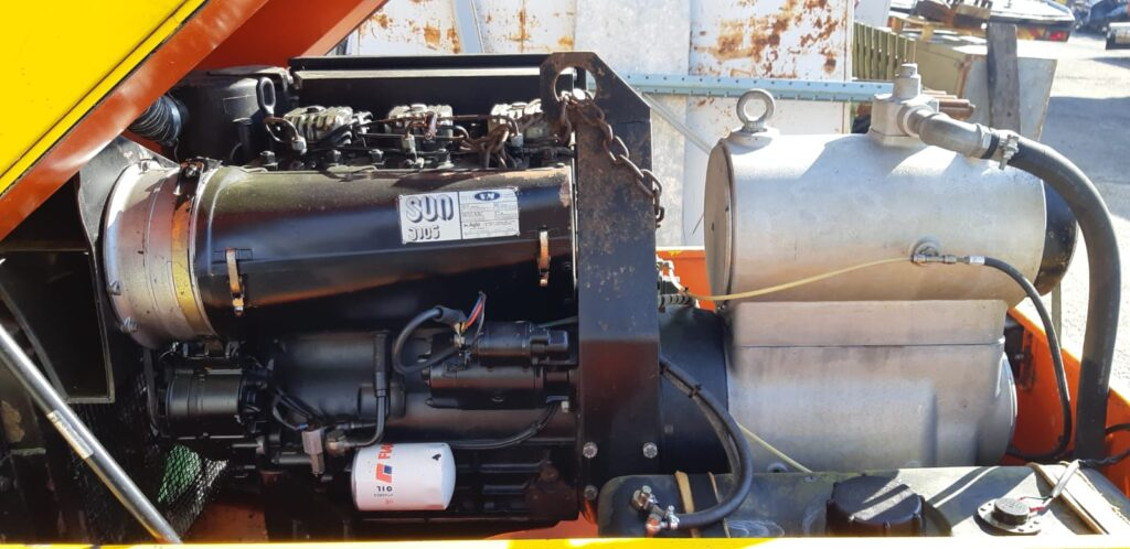 Motocompressore Mattei DRS140 – usato – pomilids (1)