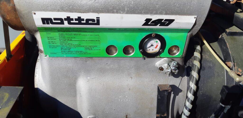 Motocompressore Mattei DRS140 – usato – pomilids (2)