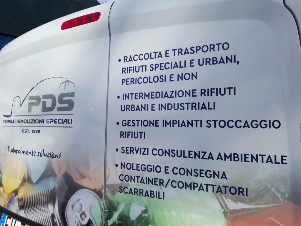 Servizio Gestione Rifiuti - Pomilids