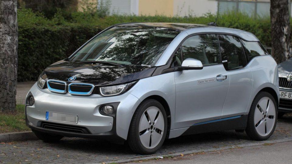 BMW_i3_Electric