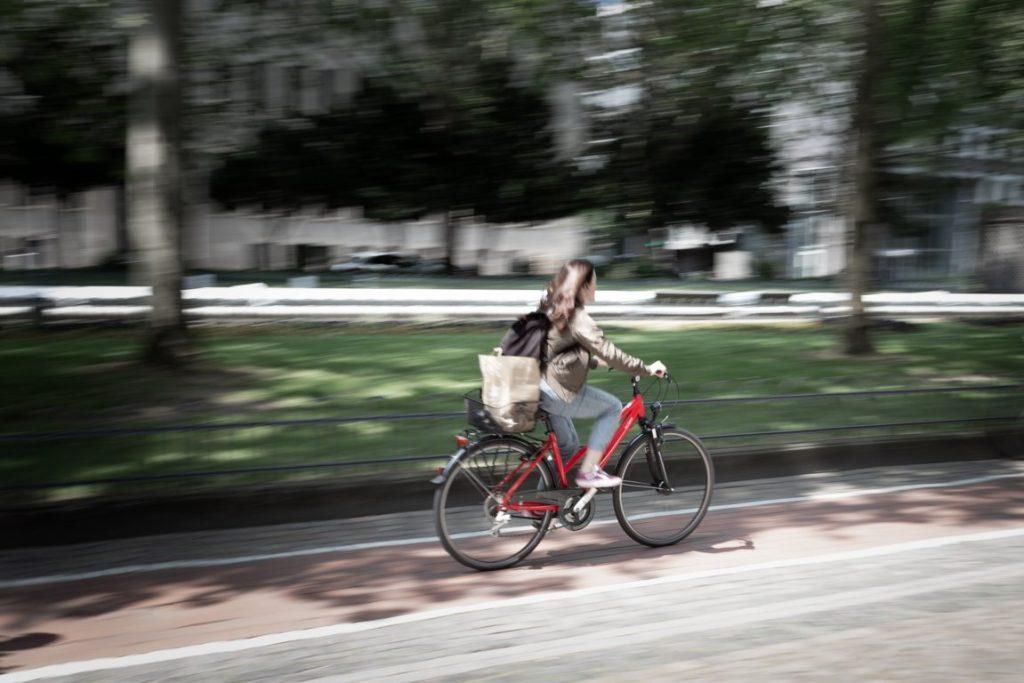 Sostenibilità in bici