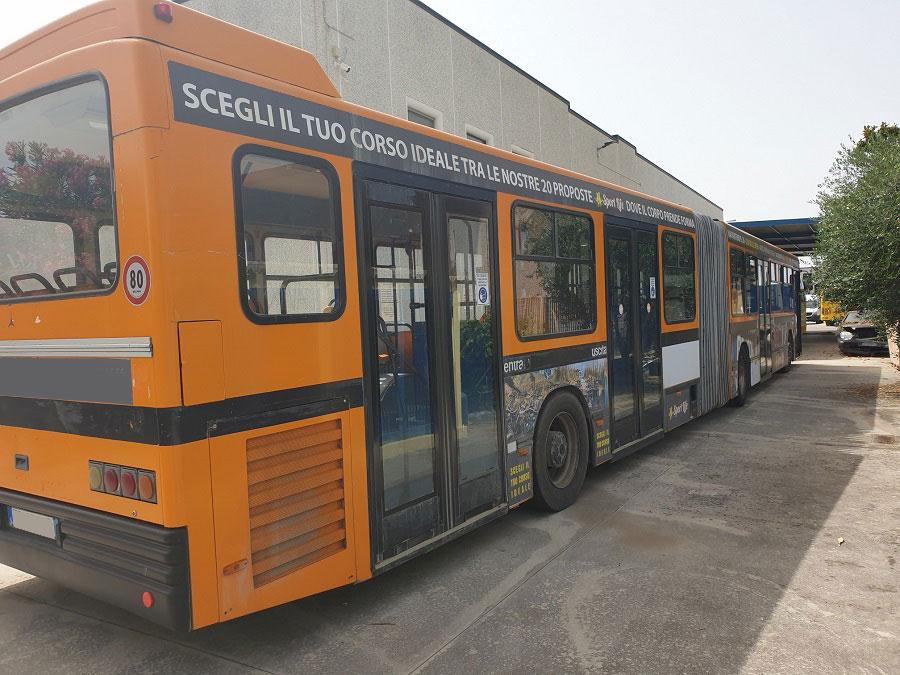 Autobus Mercedes-Benz Macchi