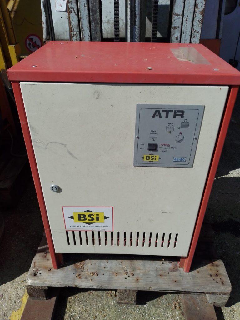 CARICA BATTERIE BSi (Battery Services International)