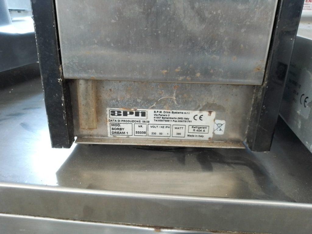 Granitore 1 vasca nero usato