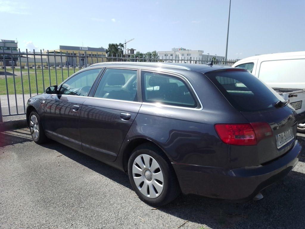 Audi A6 2.7 V6 TDI (132kw) Cambio automatico DH307LV