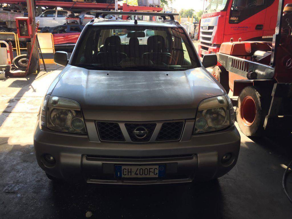 Nissan X-Trail usata
