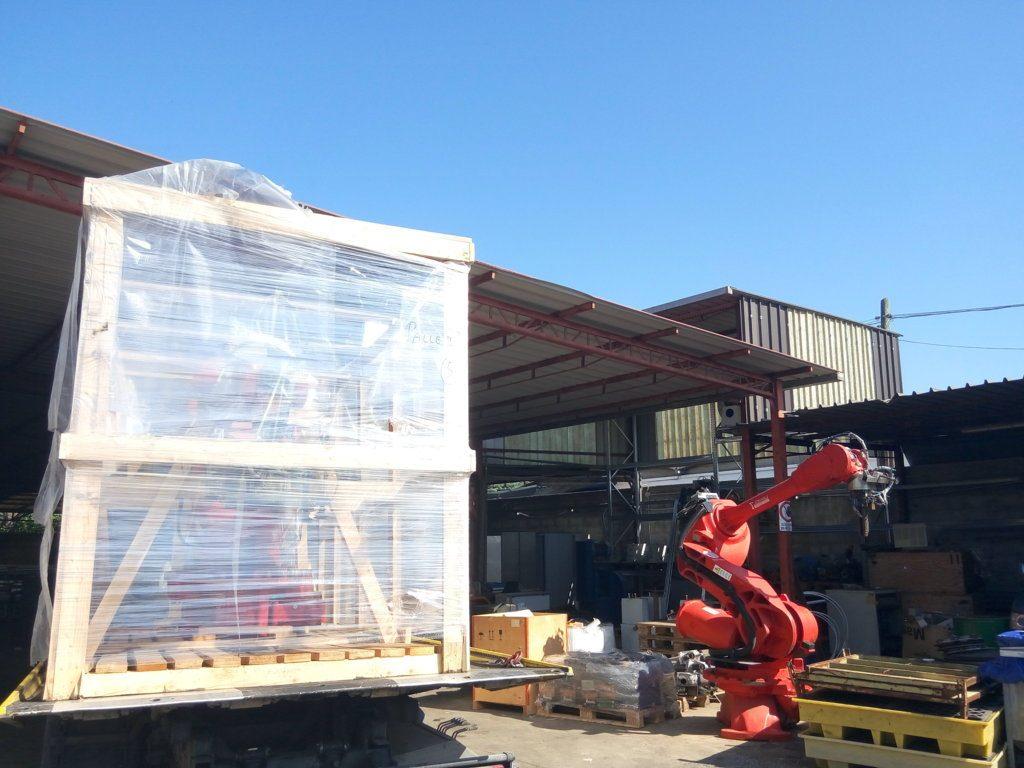 Robot Comau Smart NH1-130-3.0