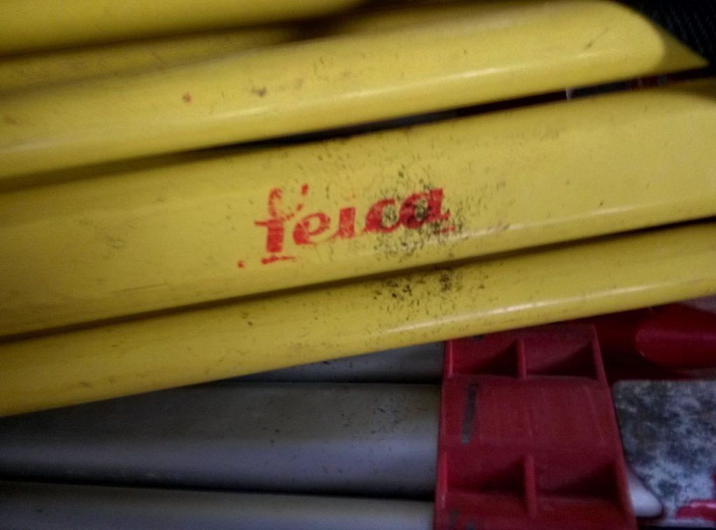 Treppiede di livellamento Leica (2)