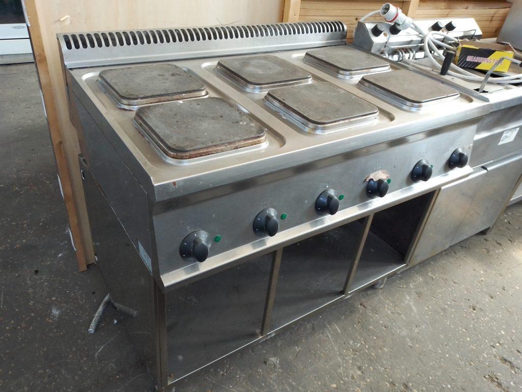 cucina 6 piastre